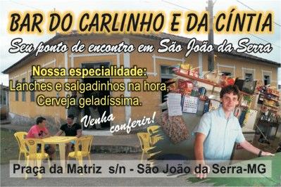 BAR DO CARLINHO